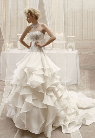 Atelier Aim e Wedding Dress Style 2012 1 OneWed