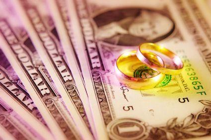 Debt stops at the altar