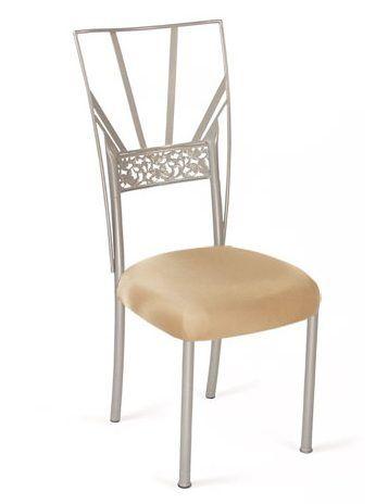 Chameleon wedding reception chair