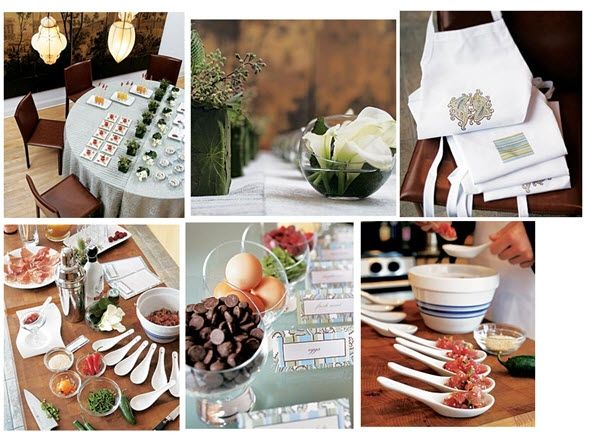 Iron Chef-inspired wedding shower will bring the bridal party and wedding guest together