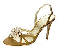 Bunny bridal shoes by Mary Norton