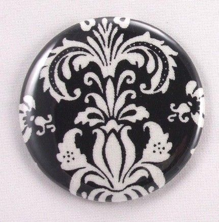 roccoco bridesmaid pocket mirror