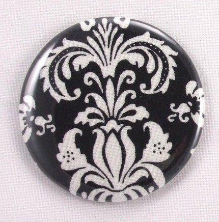 roccoco bridesmaid pocket mirror