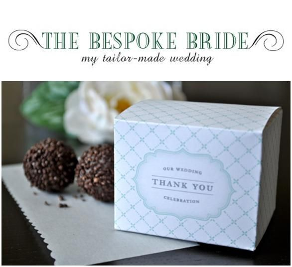The Bespoke Bride is all about making your wedding YOURS!