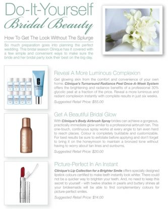 Four Tips For Perfect Bridal Makeup