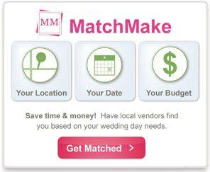 OneWed's MatchMake Wedding Vendor Matching System