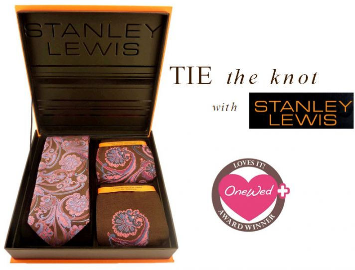 Treat your man to some luxury with Stanley Lewis men's accessories!