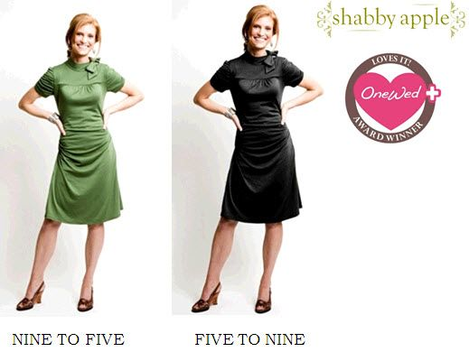 Chic springtime dresses from Shabby Apple