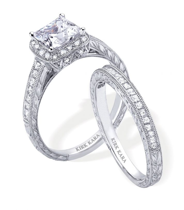 why you should choose platinum for your wedding bands and