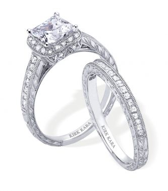 Why You Should Choose Platinum For Your Wedding Bands And Engagement Ring