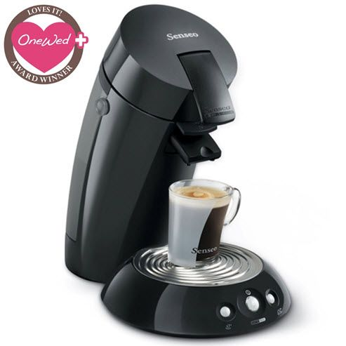 Win this must-have for your new home- a single serve coffee system