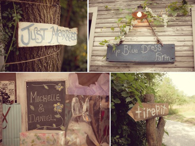 Rustic Wedding Decorations Diy