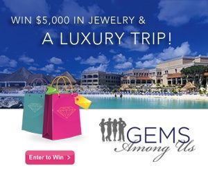 Jewelry Giveaway and Other Great Deals for Your Wedding