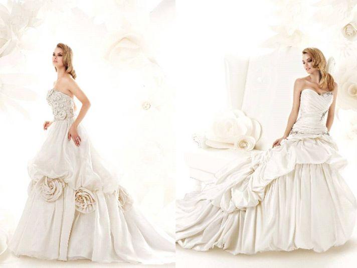 princess ball gown wedding dresses