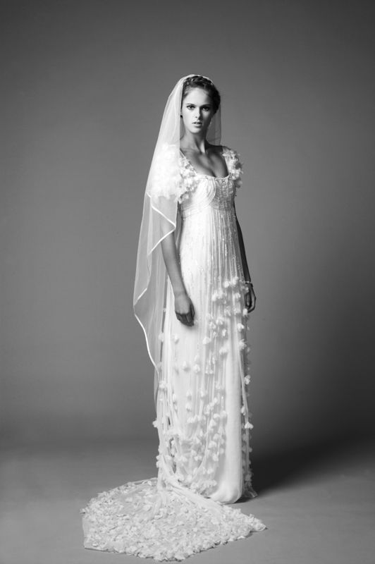 5 Minutes With Wedding Dress Designer Alice Temperley Of