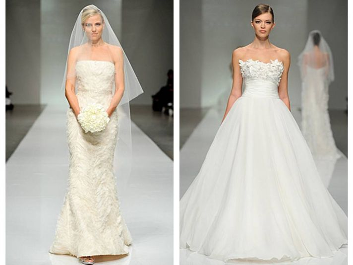 Gorgeous 2011 wedding dresses by Romona Keveza
