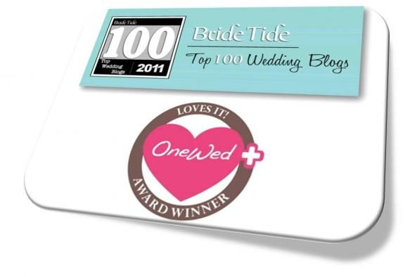Vote for the best of the Top 100 Wedding Blogs for 2011!