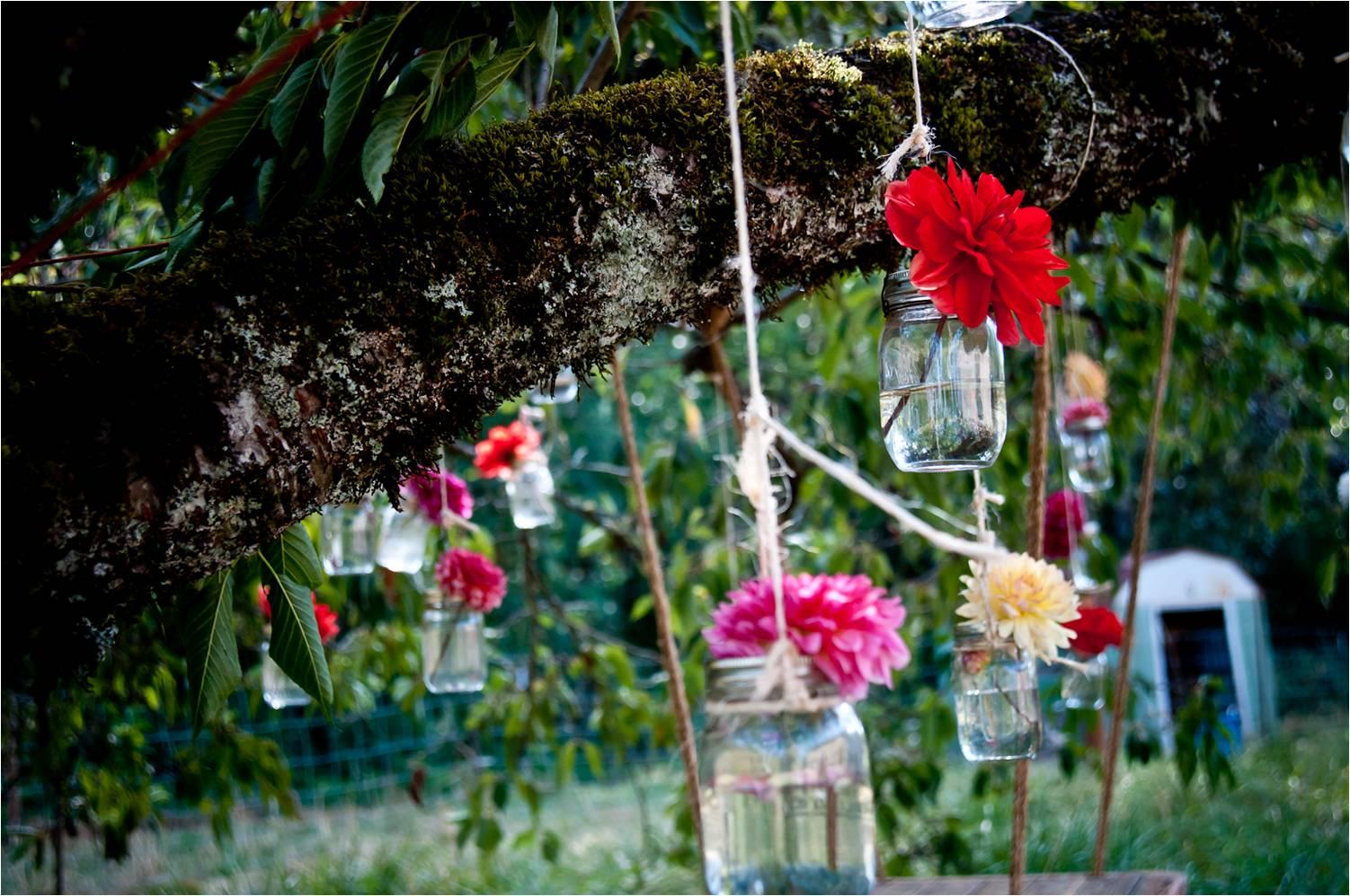 casual backyard wedding reception photo gallery home design