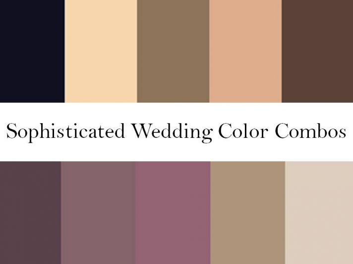Lavender and Brown Color Palette http://www.onewed.com/blog/savvy-scoop/category/color-style-dessy/2011/03/14/find-your-wedding-color-palette-and-learn-latest-color-trends/