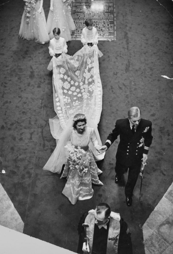 Royal Wedding Dresses Throughout History: How Will Kate's ...