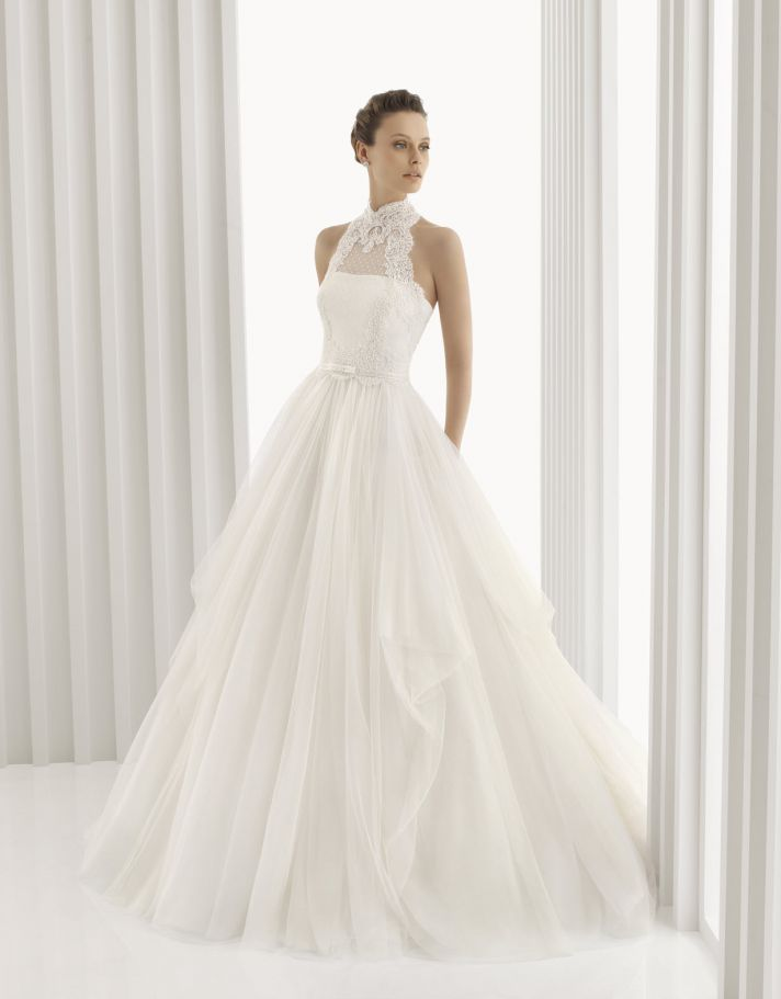 antalis spring 2012 wedding dress rosa clara bridal gowns romantic