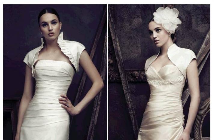 paloma-blanca-bridal-bolero-2011-wedding-trends-sleeves-wedding-accessories-cap-sleeves-sleek-silk-pleating-details