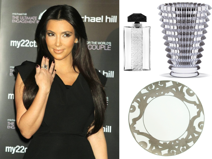 ... Kardashian 39s wedding registry is filled with super expensive wedding