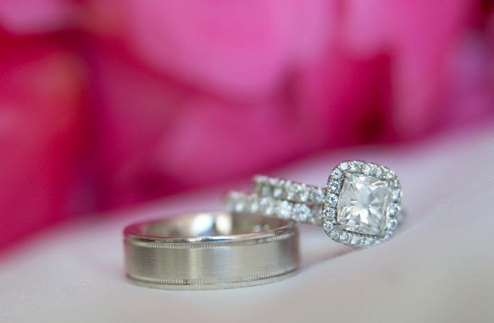 classic-wedding-real-weddings-diamond-engagement-ring-cushion-cut-willa