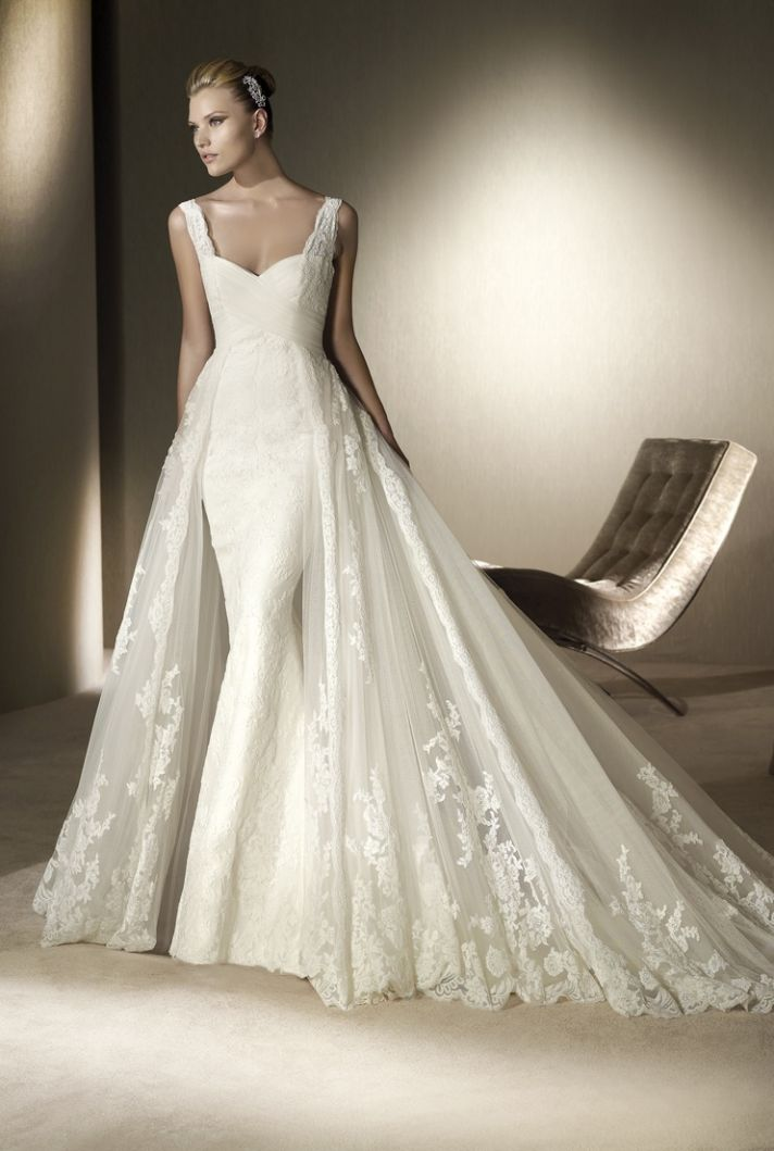17 Best images about Dress on Pinterest | Tulle wedding dresses ...