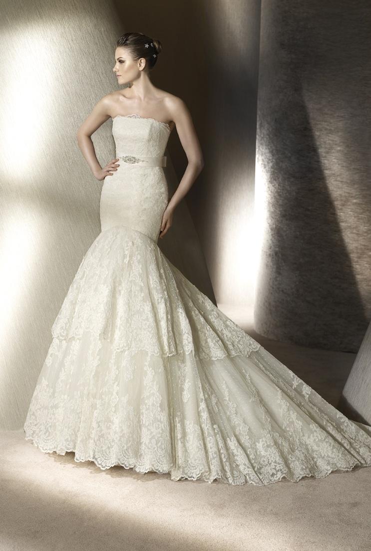 San Patrick - Коллекция свадебных платьев 2012 года.