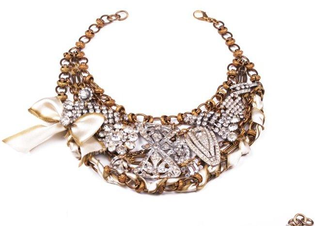elegant-vintage-wedding-jewelry-dazzling-wedding-necklace-bridal-bracelet