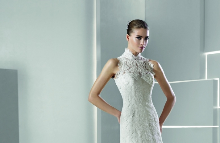 la-sposa-wedding-dress-2012-bridal-gowns-lace-mermaid-high-neck