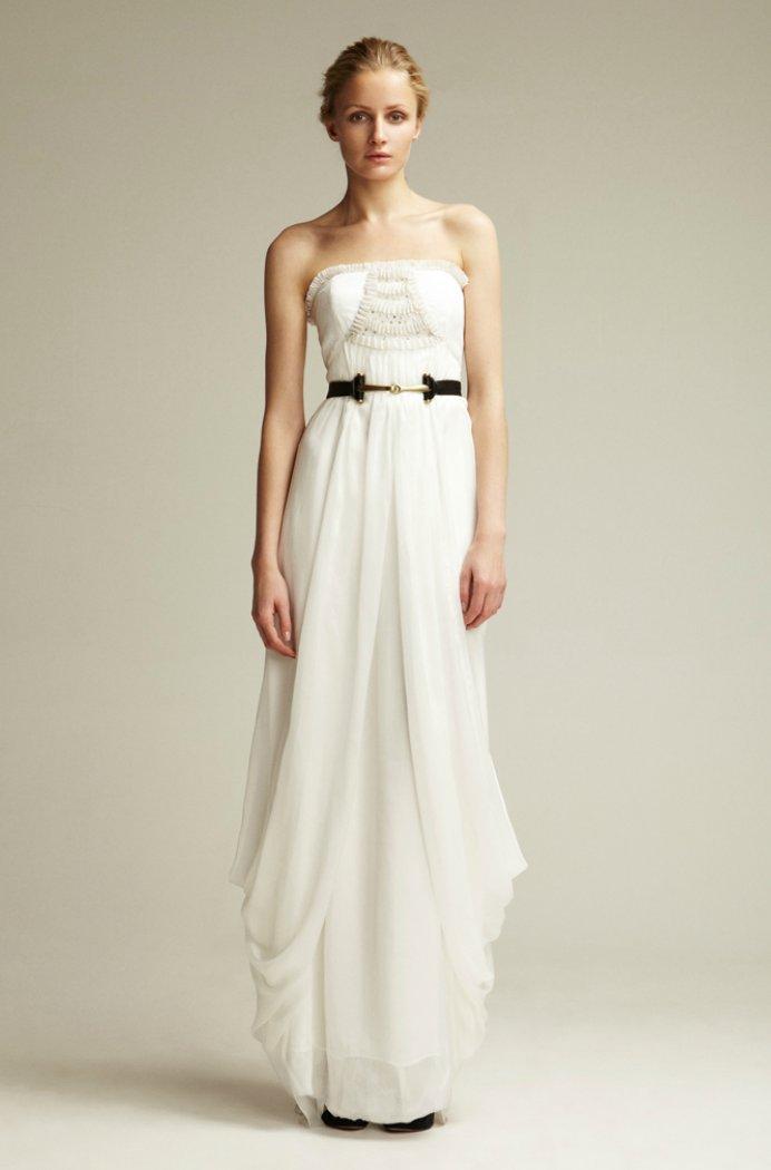 2012 wedding dress by Temperley London