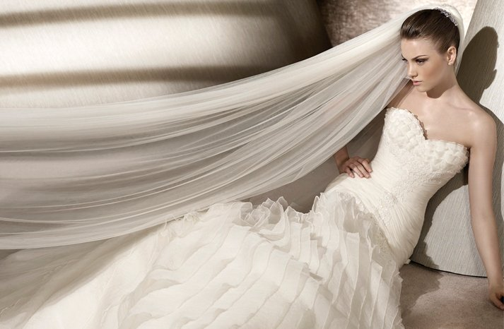Sweetheart-mermaid-wedding-dress