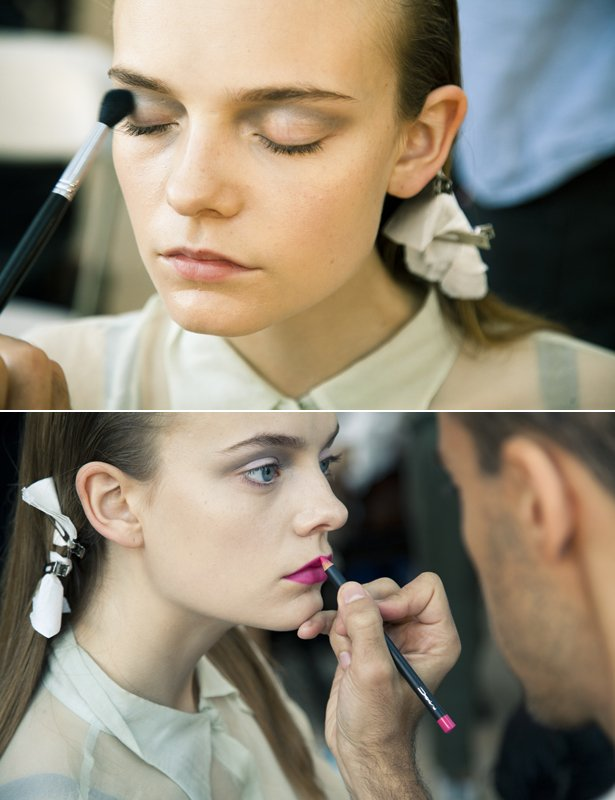 Bridal beauty inspiration- makeup from the fashion week catwalk