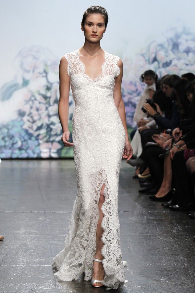 Fall 2012 wedding dress by Monique Lhuillier