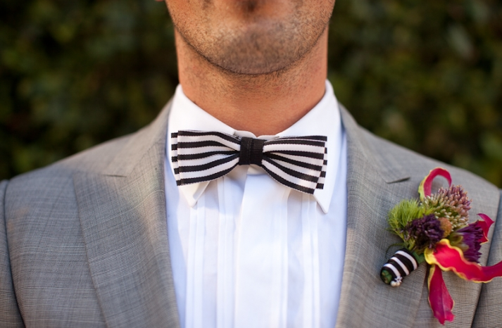 Dapper California groom
