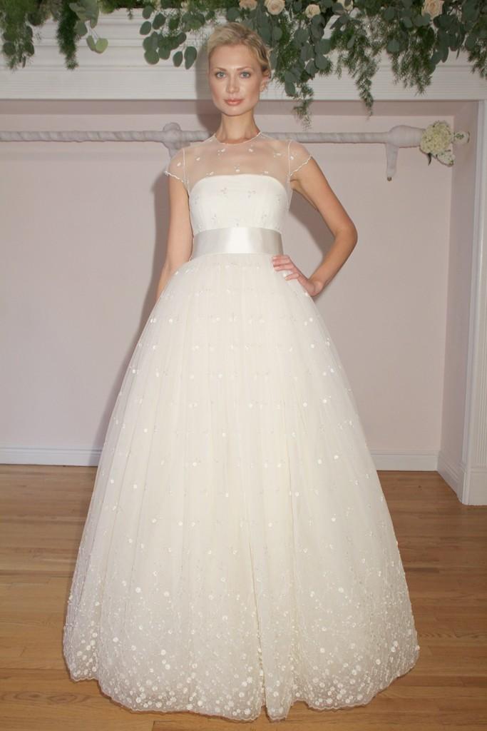 Designer to the Stars: Fall 2012 wedding dresses by Randi Rahm