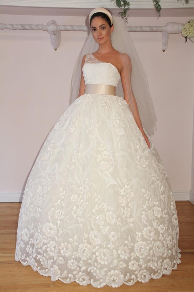 Asymmetric Wedding Dresses 48 Great Randi Rahm has dressed
