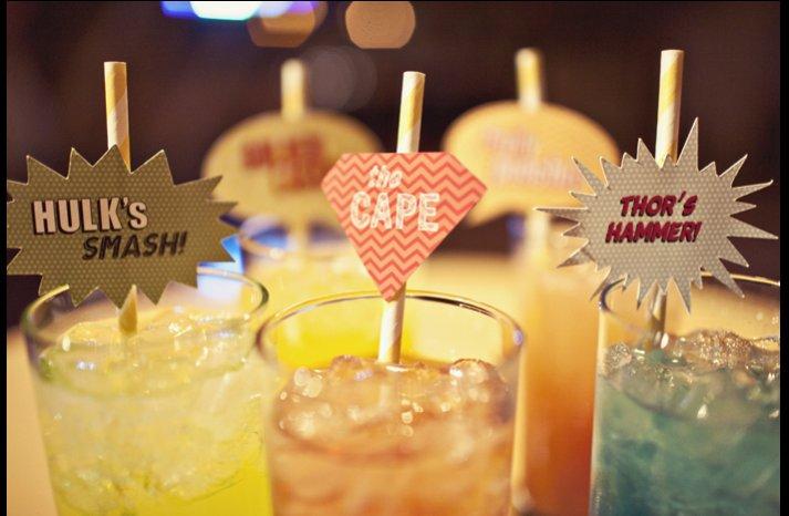 Super-cocktails