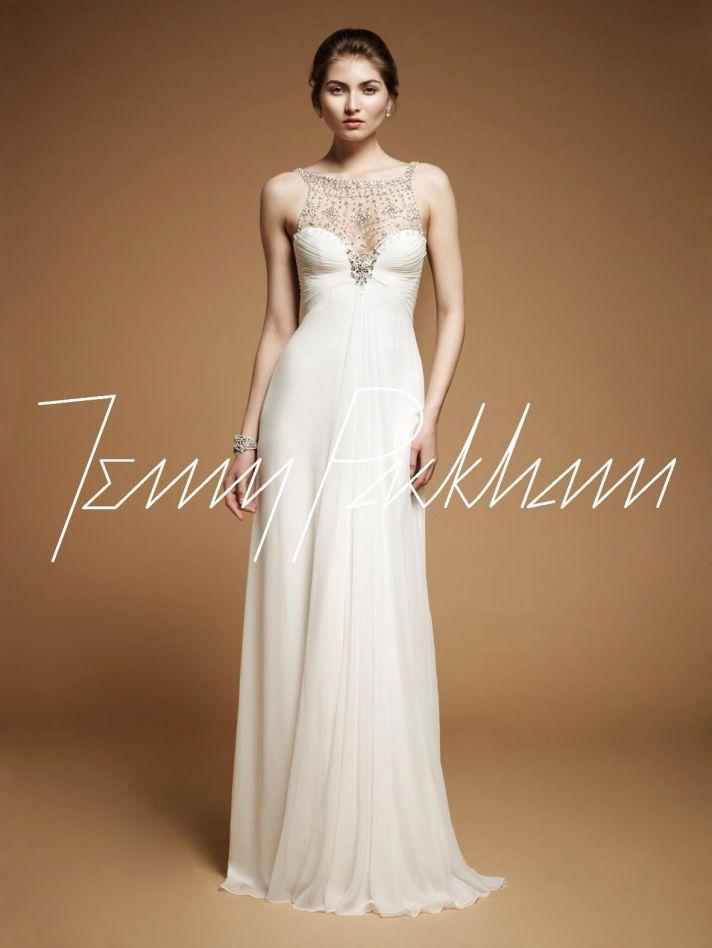 Jenny Packham wedding dress, 2012 bridal gowns 4