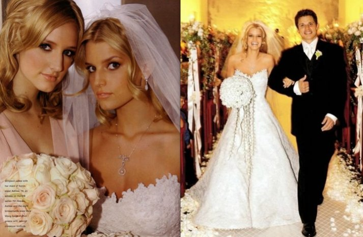 Romantic-bride-jessica-simpson