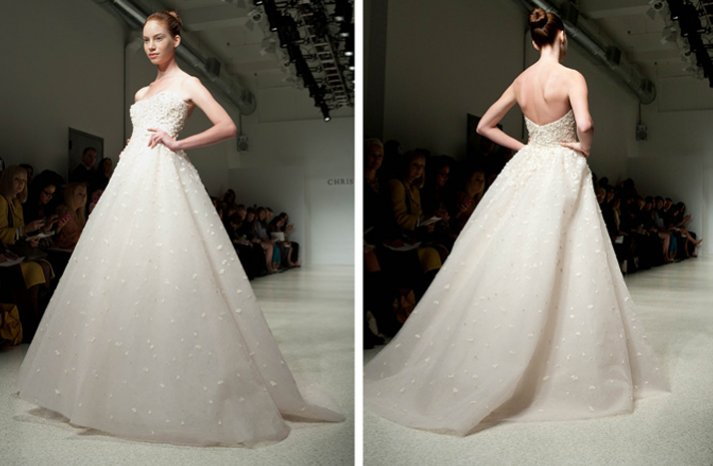 kenneth pool 2012 bridal gown wedding dresses 1
