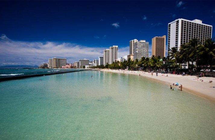 top honeymoon destinations oahu