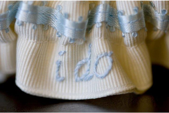 custom bridal garter wedding accessories