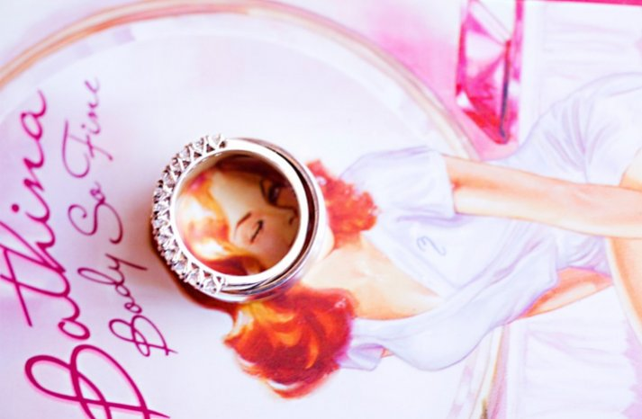 diamond wedding band bridal jewelry
