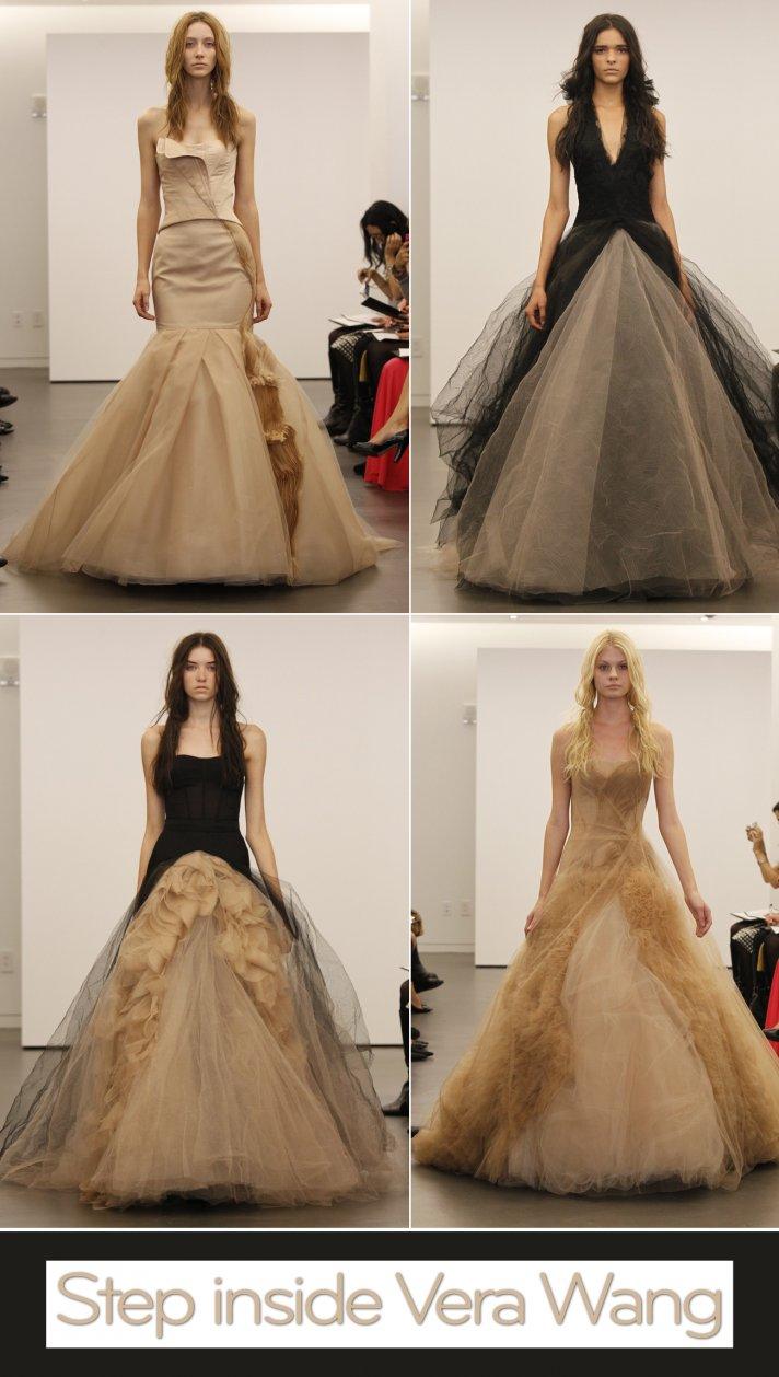 vera wang wedding dresses 2012 bridal collection