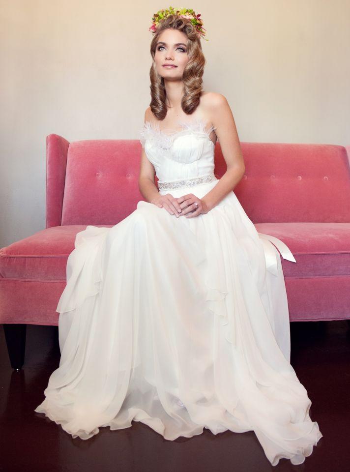 princess bride wedding dress handmade bridal gown