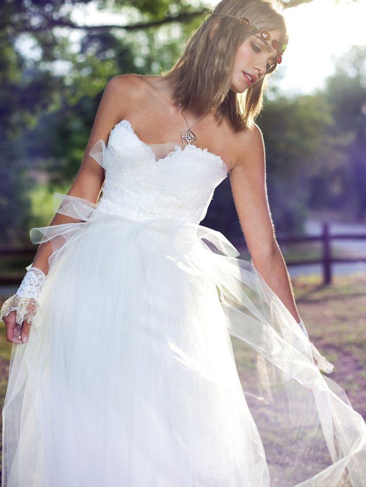 etsy wedding dresses handmade reception dress lace tulle