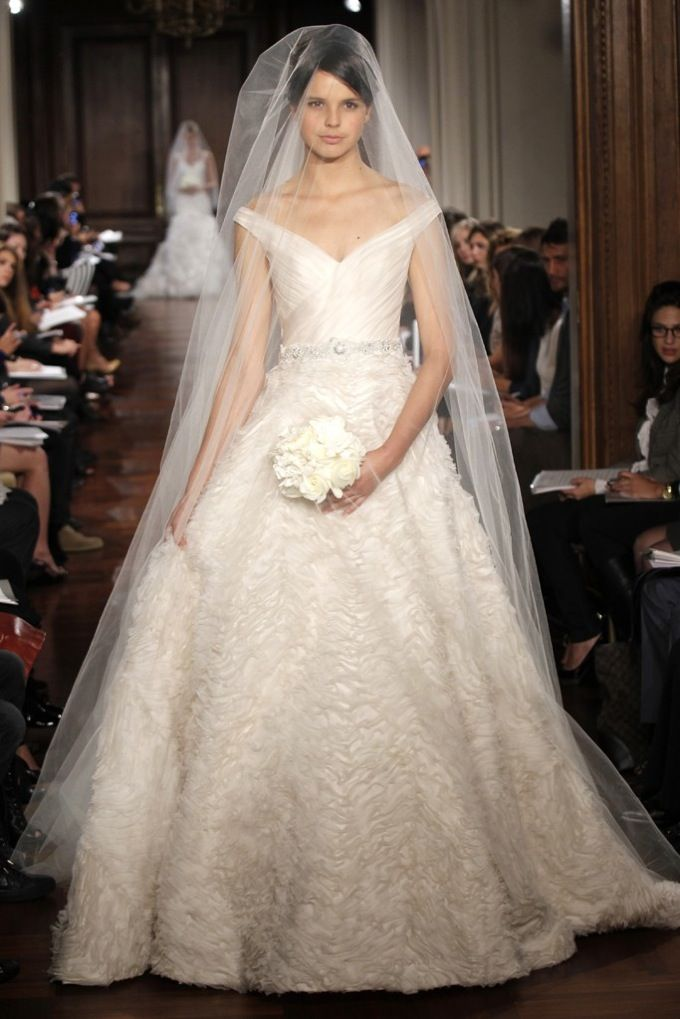 Inspired Wedding Dresses | Romona Keveza 2012